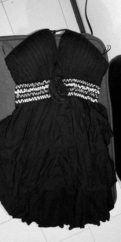 Vestido Negro Boleros 0
