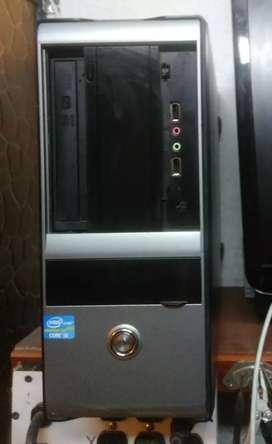 Torre cori3 de 2G DiscoD 750gb100%