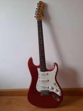 Guitarra eléctrica GMC