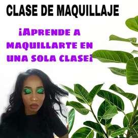 Clases y cursos de Maquillaje profesional