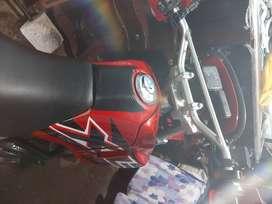 Vendo honda xl 200 año 2011
