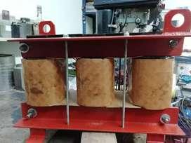 Reparación y fabricación de transformadores