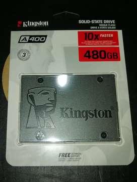 Disco Duro SSD 480 GB KINGSTON