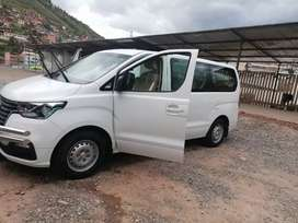 Hyundai H1 vercion full año 2020