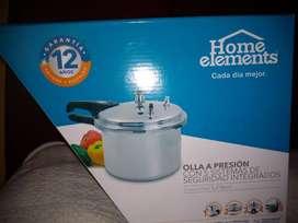 Olla a presión Home elements (3,2 litros)