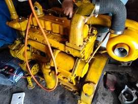 Motor Caterpillar 3304 120hp  Industrial - Marino
