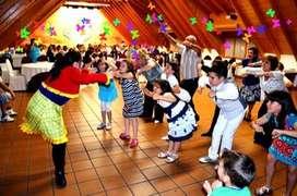 Animaciones 'Fiestas Infantiles quito cumpleaños Mago Mimo Hora loca'