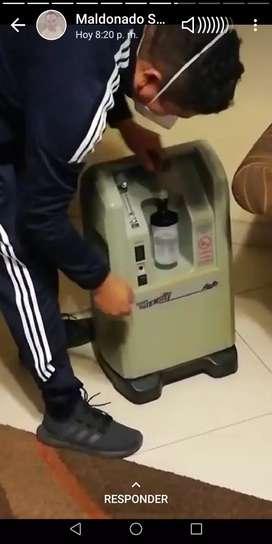 Generador de Oxígeno de 10LPM se alquila