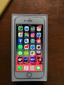 Iphone 6 de 32gb. Libre de icluod, estado funcional 10/10