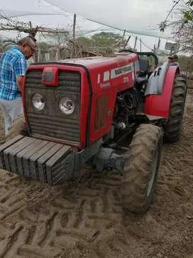Tractor viñateros