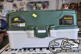 Caja De Pesca Plano 6203-06 Three Tray Box - 3 Bandejas - USA