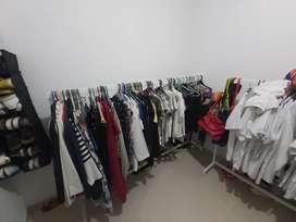 Burro para colgar ropa