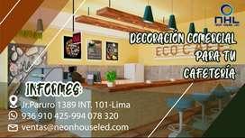 Cafeteria Moderna