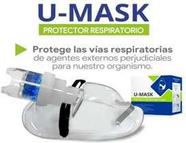 Mascarilla u-mask