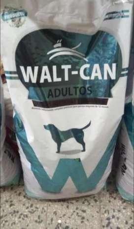 Alimento para Perros Walt Can Premium