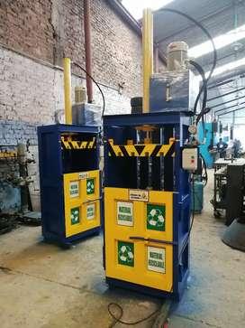 Compactadoras de  reciclaje