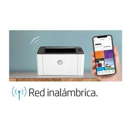 Impresora HP Laser 107 W