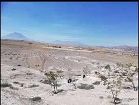 Vendo terreno en autopista Arequipa la joya