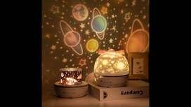 LAMPARA LED PROYECTORA