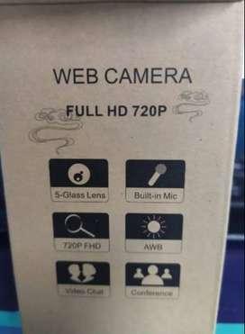 Cámara Web Hd 1080p