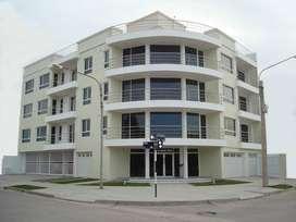 qq22 - Departamento para 2 a 6 personas con cochera en Puerto Madryn