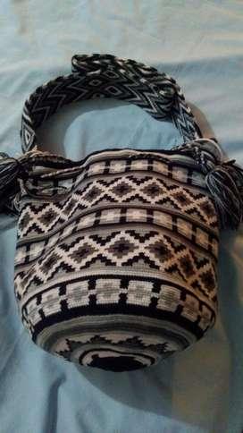 Bolsos Artesanales Originales Wayú ganga