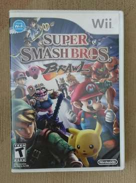 Super Smash Bros Brawl Nintendo Wii  Wii U