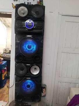 Equipo Samsung giga sound 2.300 w