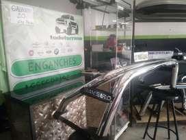 Accesorios 4x4. Jaula Antivuelco