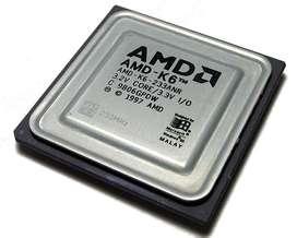 Microprocesador Amd K6 233mhz Socket 7
