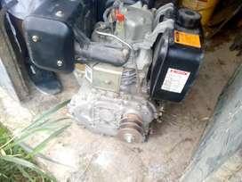 Máquina mezcladora, para un bulto