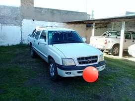 Chevrolet S10 DLX T.I DOBLE CABINA