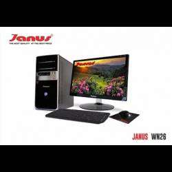 "COMPUTADOR JANUS INTEL CORE i3 (8100) 3,6 Ghz MONITOR JANUS LED 22"" HDMI"