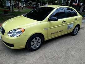 Taxi Hyundai Accent Vision 2008