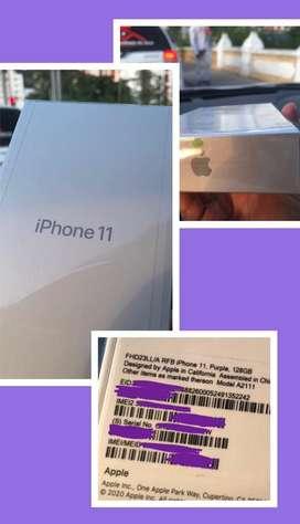 iPhone 11 128GB Morado - Nuevo Caja Sellada