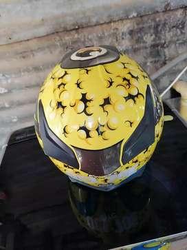 Vendo hermoso casco