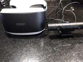 Playstation Vr Kit Move  3 Juegos