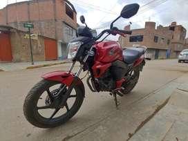 Vendo mi Honda Invicta CB150