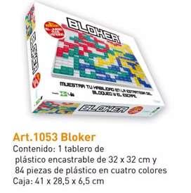 Juego de mesa - Bloker