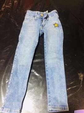 Pantalon de jeans