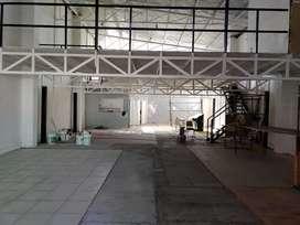 Alquiló salón comercial