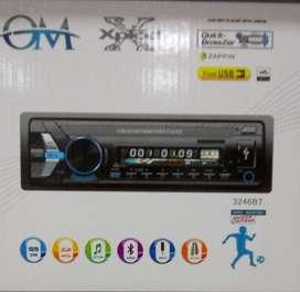 Stereo Bluetooth Sd Usb Fm Auxiliar Om