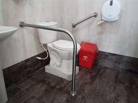 Barandas para discapacitados PMR