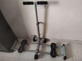 Máquina para piernas // aductores y gluteos