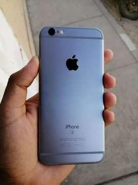 Vendo iphone 6s 64gb libre
