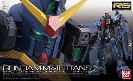 GUNDAM MK-II TITANS RG 1/144