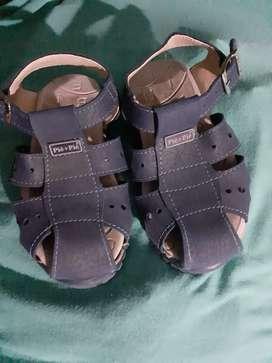 Sandalias de varón