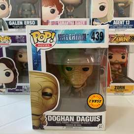 Funko Pop Doghan Daguis (439) Valerian and the City of a thousand planet