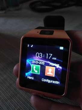 vendo reloj celular totalmente nuevo