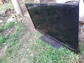 Se vende tv negociable